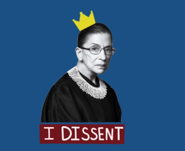 A Letter to Justice Ginsburg