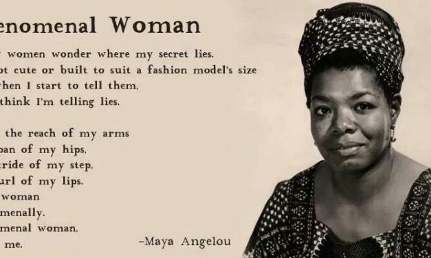 The Phenomenal Woman: A Poem Series